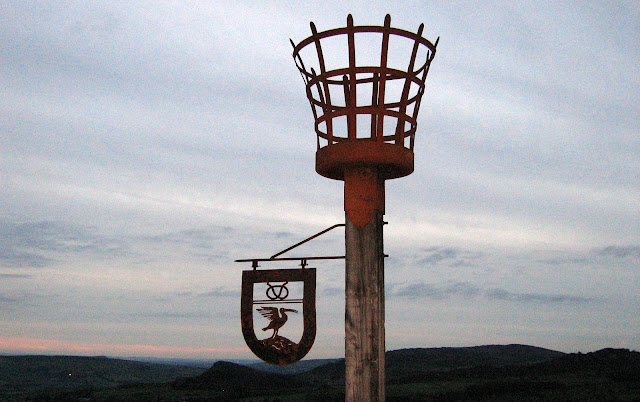 Beacon on the Staffordshire Moorlands