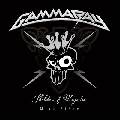 Gamma Ray - Skeletons & Majesties Ep