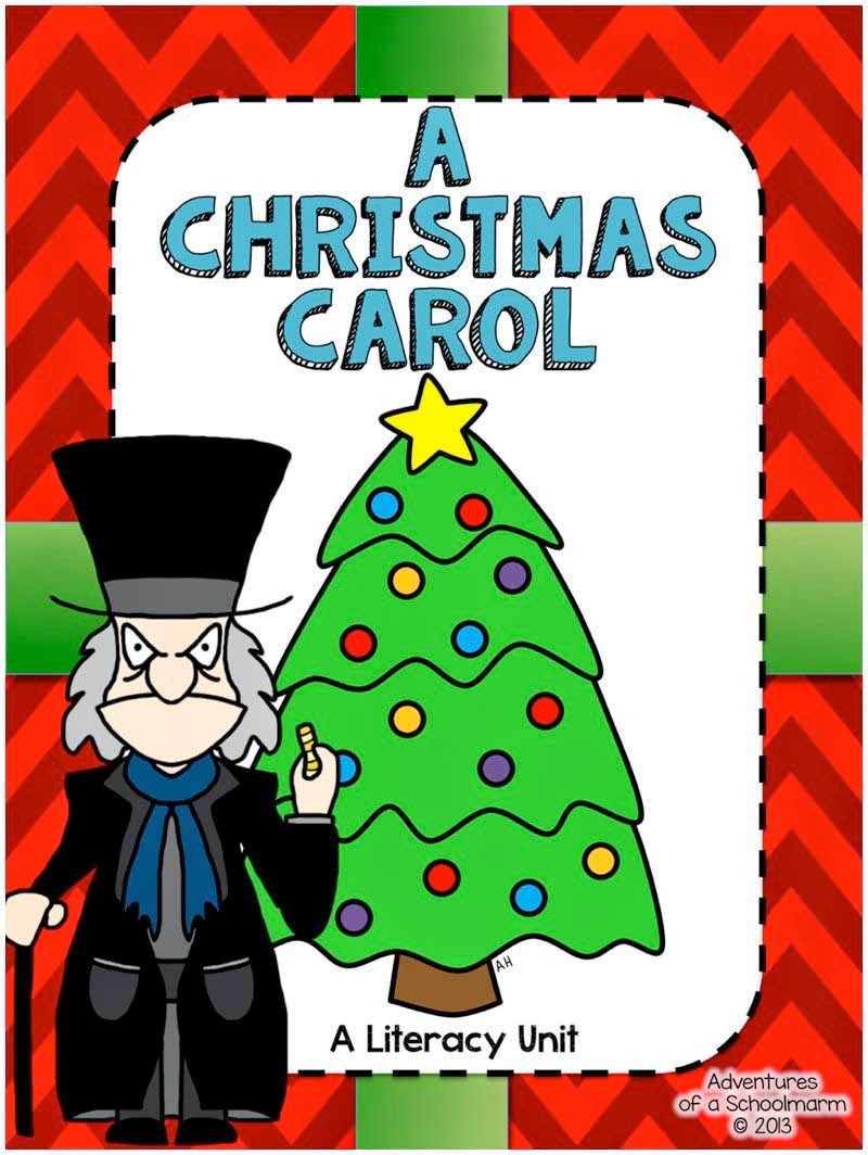 A Christmas Carol (Literacy Unit with Reader's Theater, Vocab ...
