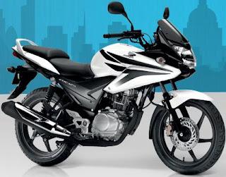 Honda CBF125 - Honda 125 cc Motorcycles