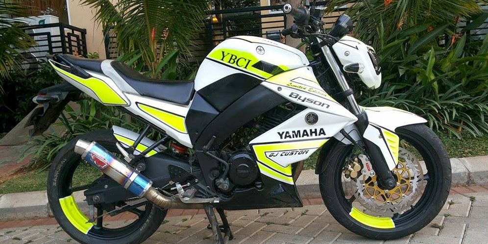 Top byson modifikasi ninja z250