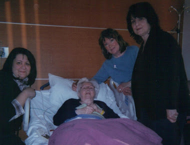 In Dec 2011 - Heidi, Grace, Mandy and Lynda