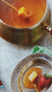 Slow Cooker Desserts butterscotch fondue