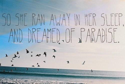 A trip to paradise – Part 1