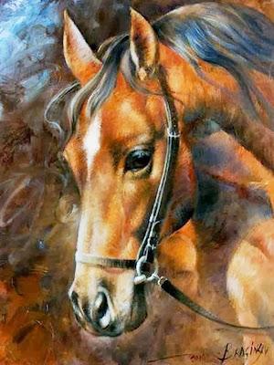 cuadros-al-oleo-con-caballos
