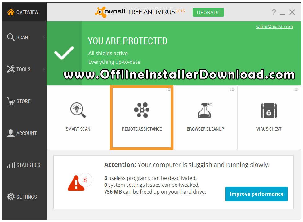 Offline Installer/Standalone Installer Download , Direct download links and Full version download