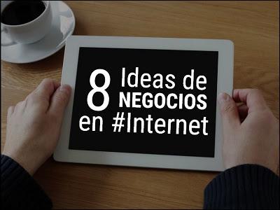 ideas de negocios en internet