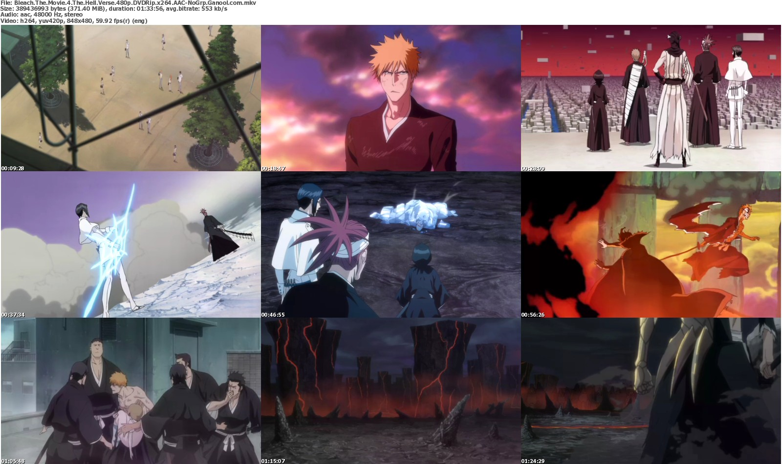 Download Movie Bleach 4 Mp4