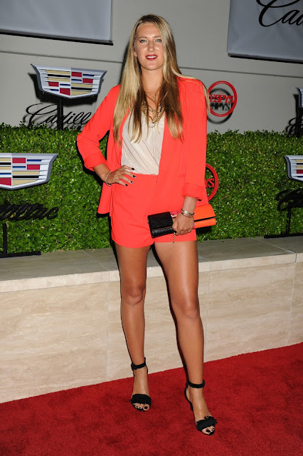Tennis players @ Victoria Azarenka -  BODY at ESPYs at Milk Studios in Hollywood