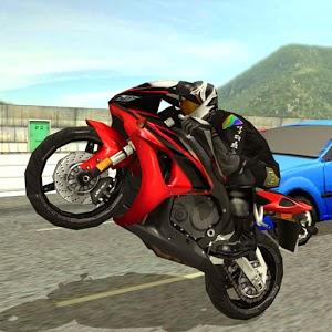 Motorbike Traffic Racer 3D v1.3 Logo