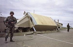 AS Aktifkan Sistem Radar Pelacak Rudal di Jepang