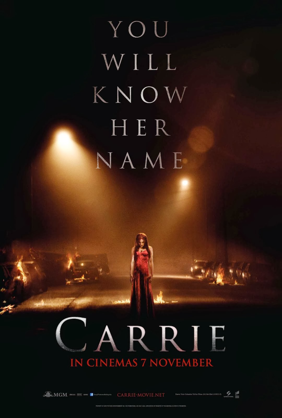 """CARRIE"" the Movie"