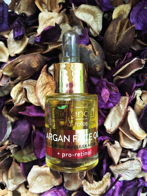 olej arganowy z proretinolem