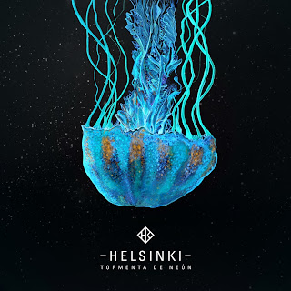 Helsinki Tormenta de Neón portada