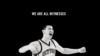 Jeremy Lin - We Are Witnesses Wallpapers