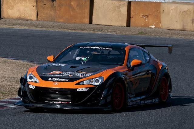 Toyota GT86, auta do wyścigów, nowe samochody do sportu, japońska motoryzacja, JDM, racing, sport
