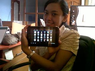 Harga Smartfren Andro Tab Tablet Android Murah dari Smartfren