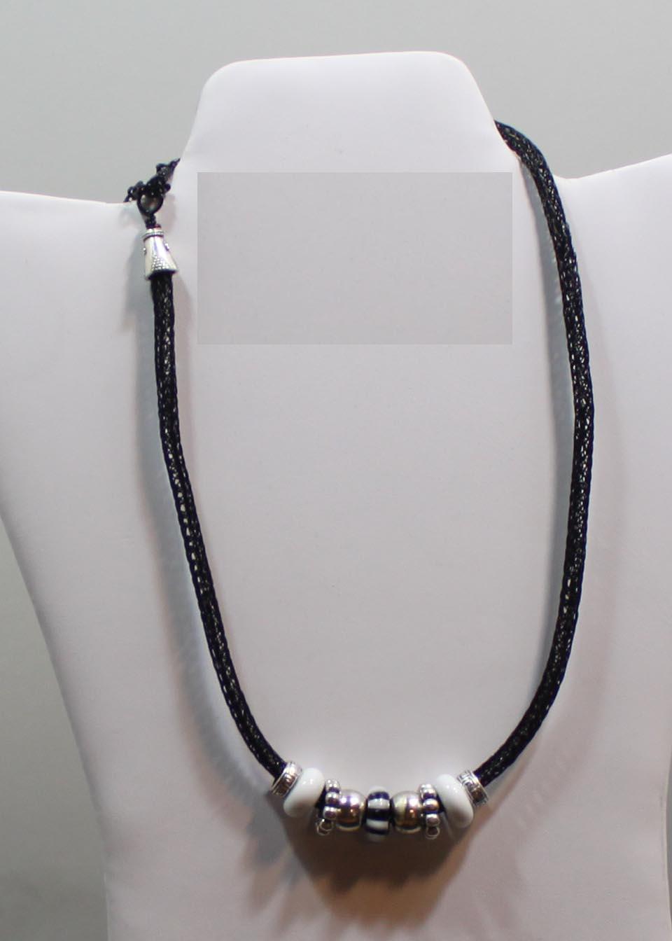 Blue Rose Beads: Viking Knit