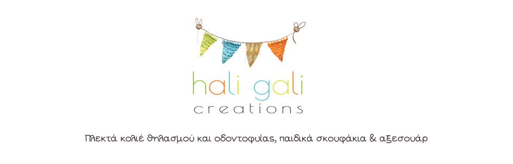 Hali Gali creations