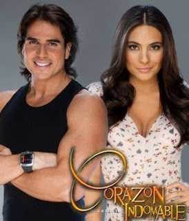 Corazón indomable Capitulo 76 Lunes 10-6-2013