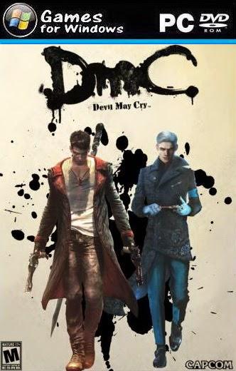 Gratis Game PC DmC: Devil May Cry Full Download