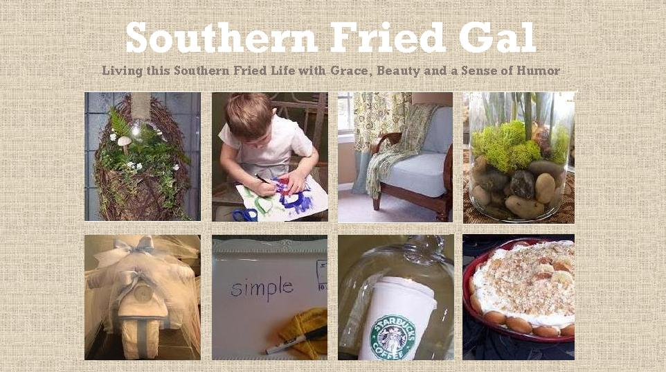 southern fried gal