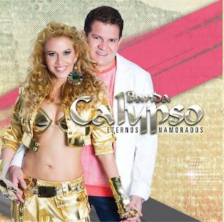 BANDA+CALYPSO+ETERNOS+NAMORADOS Banda Calypso   Eternos Namorados Vol.18