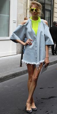 Paris Sokak Modası