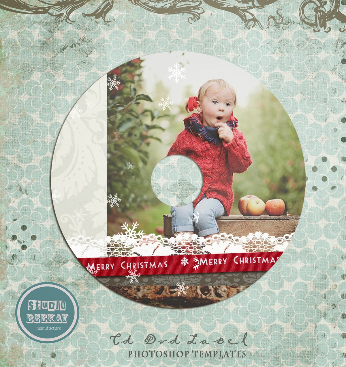 Photoshop Templates For Pro Photographers New Christmas Photo Card