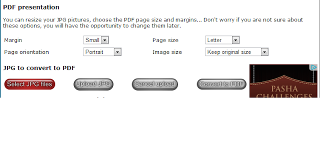 convert jpeg scan to pdf