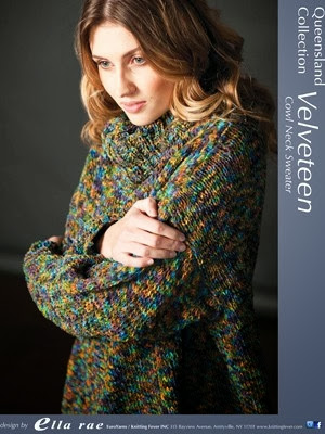Ravelry: Cowl Neck Vest pattern by Cecily Glowik MacDonald