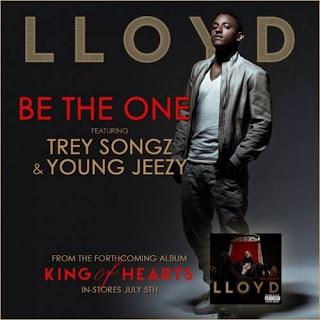 Lloyd Be The One Lyrics
