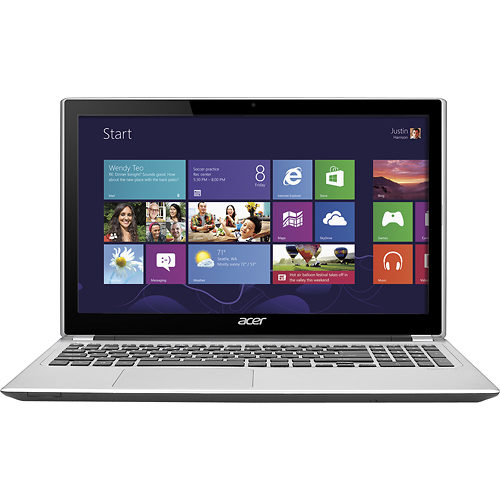 Acer Aspire V5-571P-6648 with Windows 8, Intel Core i3-2377M, Intel HD