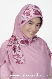 cewek jilbab cantik