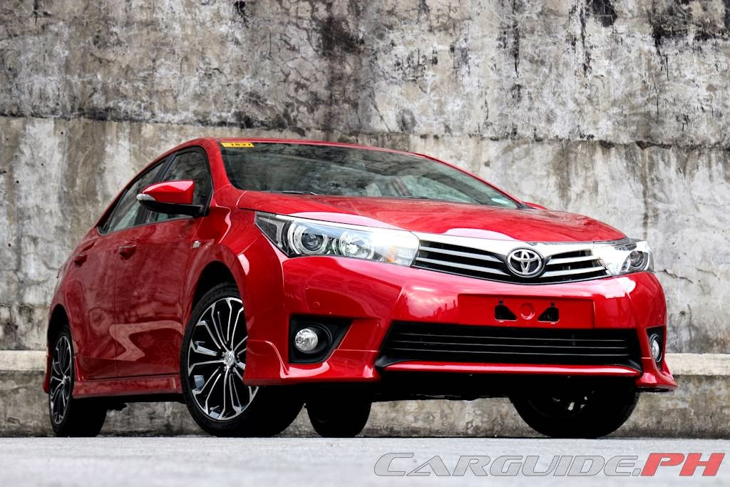 Review: 2014 Toyota Corolla Altis 2.0 V