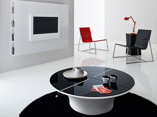 Best ideas for home interior design exotic house for Ultra modern living room designs