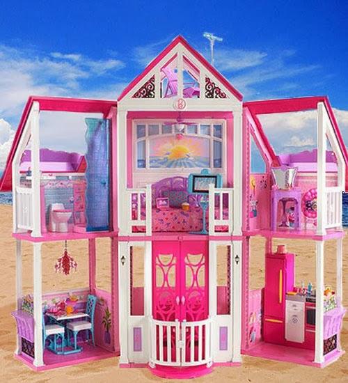 Barbie Eve Sahip Olmak