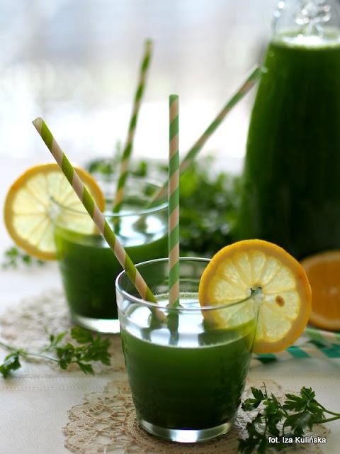 orzeźwienie , napoje , zielona pietruszka , do picia