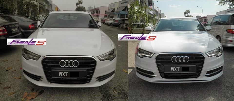Audi A6 C7 Conversion Fredles