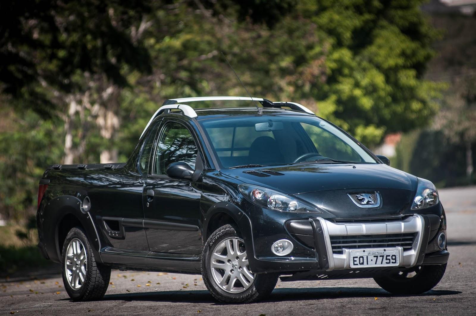 Peugeot hoggar escapade boa e moribunda