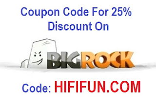 Hififun tech tips and tricks bigrock coupon code for 25 discount on domain registration fandeluxe Images