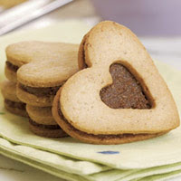 Gianduia Sandwich Cookies