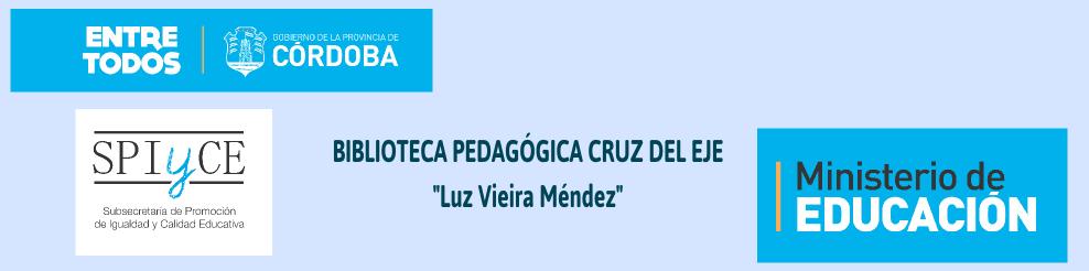 Biblioteca Pedagógica Cruz del Eje