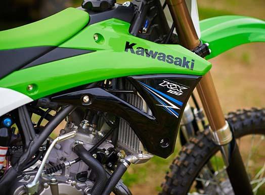Gallery Kawasaki KX100 2014