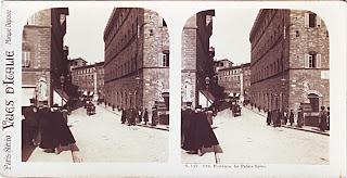 Florence – Le Palais Spini