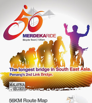 56th MERDEKA RIDE