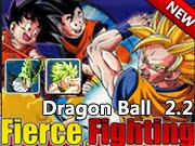 Dragon Ball Fierce Fighting 2.2 | Juegos15.com