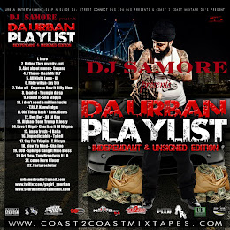 Da Urban Playlist Independent and Unsigned Edition