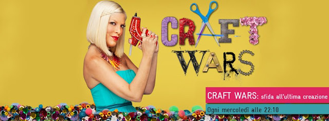 Craft Wars Tori Spelling