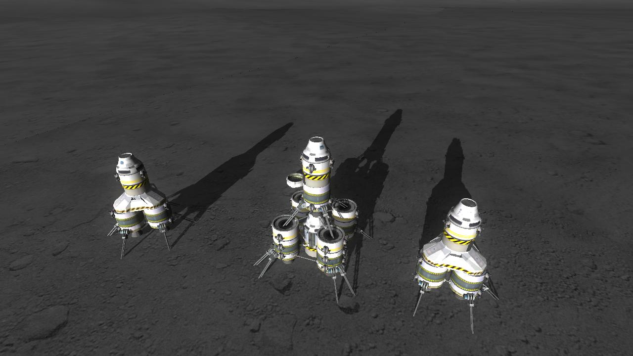 Kerbal Space Program Mun Lander - Pics about space